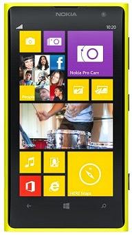 harga Nokia Lumia 1020 beru dan bekas