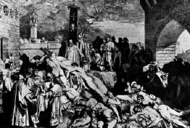 Black Death - 75 Juta Maut, Wabak Penyakit Paling Bahaya Dalam Sejarah