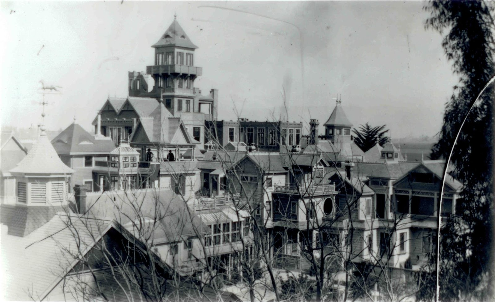 the puzzling and peculiar winchester mystery house the history