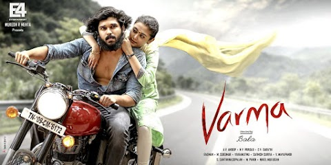 Varma First Look Posters - Arjun Reddy Tamil Remake