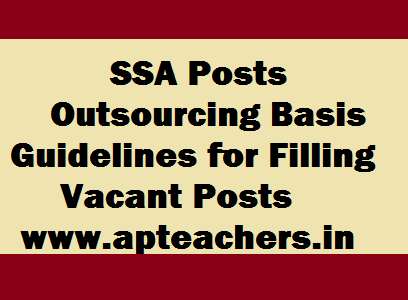 SSA Posts Outsourcing Basis Guidelines for Filling the Vacant Posts