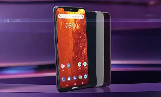 سعر ومواصفات هاتف Nokia 8.1 الجديد