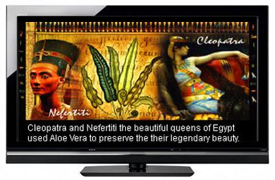 Nefertiti si Cleopatra
