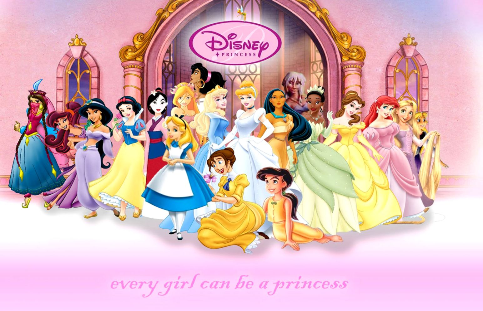 Disney Princess Wallpapers Wallpapers Just Do It