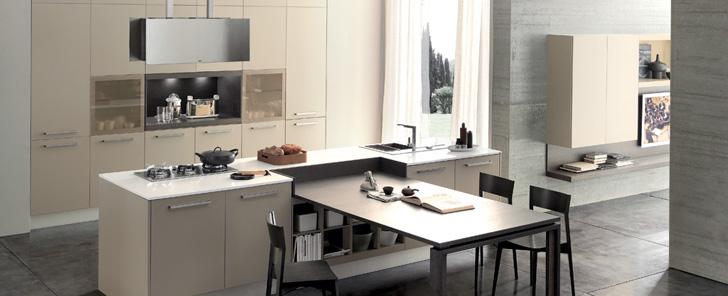 Progetta subito la cucina dei tuoi sogni arredamento facile - Cucina con isola misure ...