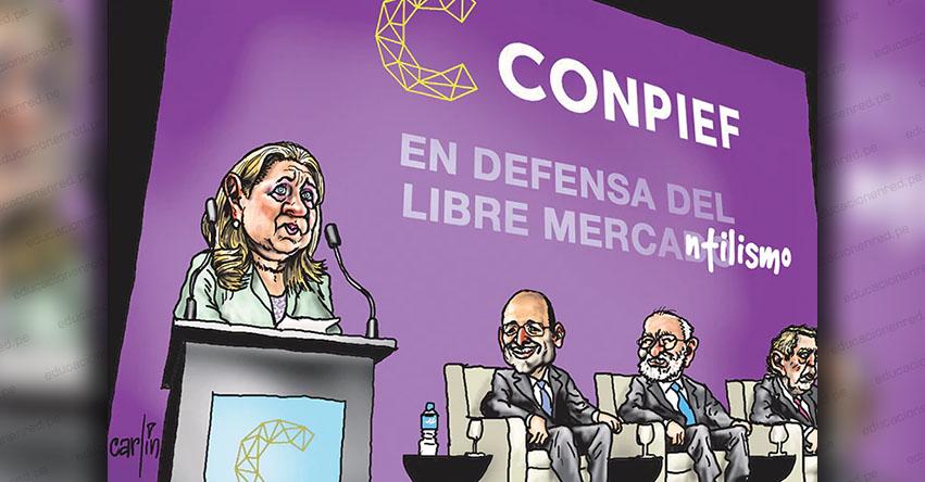 Carlincaturas Lunes 9 Diciembre 2019 - La República