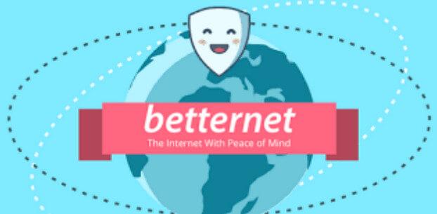 تحميل, برنامج, Betternet, لفتح, المواقع, المحجوبة, مجانا