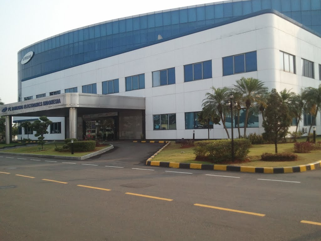 Lowongan kerja PT.Samsung Elektronics Indonesia Kawasan Jababeka Cikarang