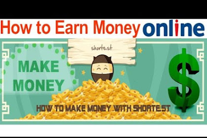 Shorte.st Review, Get Paid with share your shortener links on medsos
