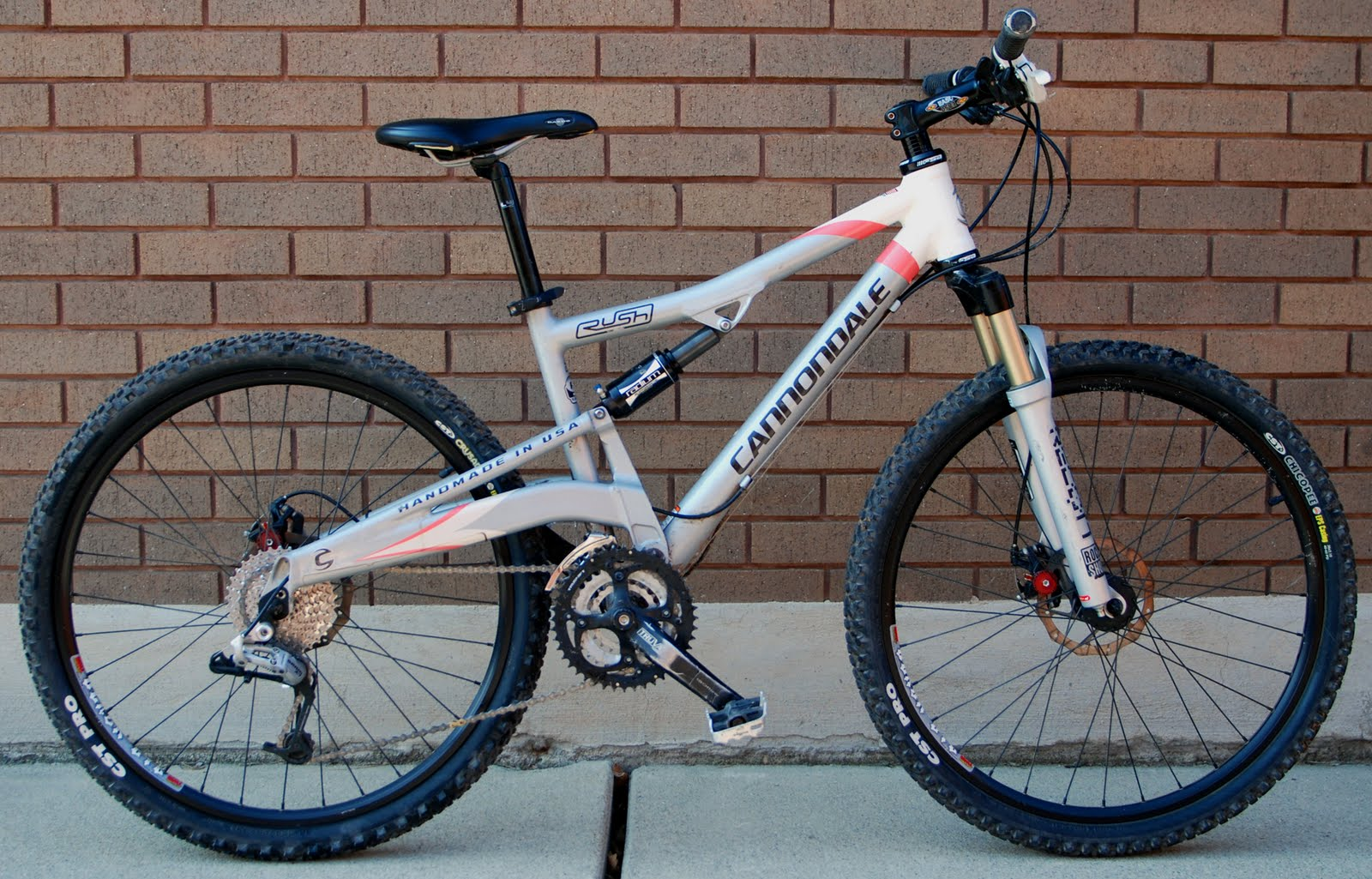 ANEX BICYCLES: 2007 Cannondale Rush Feminine 2
