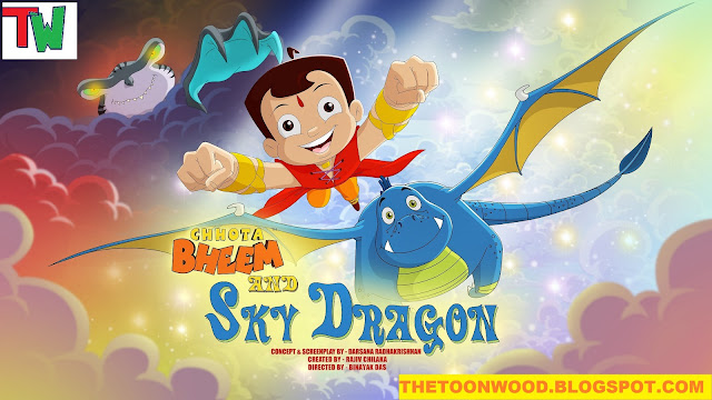 watch and download Chhota Bheem And Sky Dragon (2016) Full Movie In Hindi
