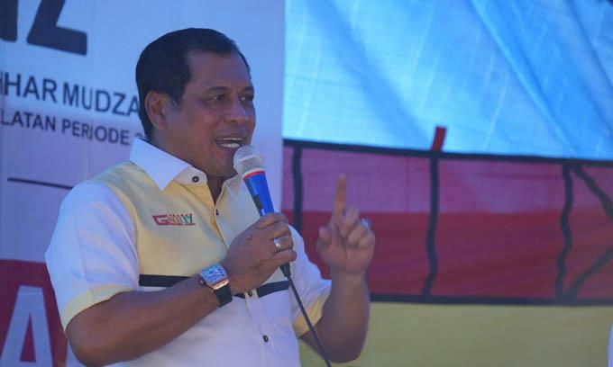 NH Gubernur, Masyarakat Hanya Bawa KK Untuk Berobat ke RS