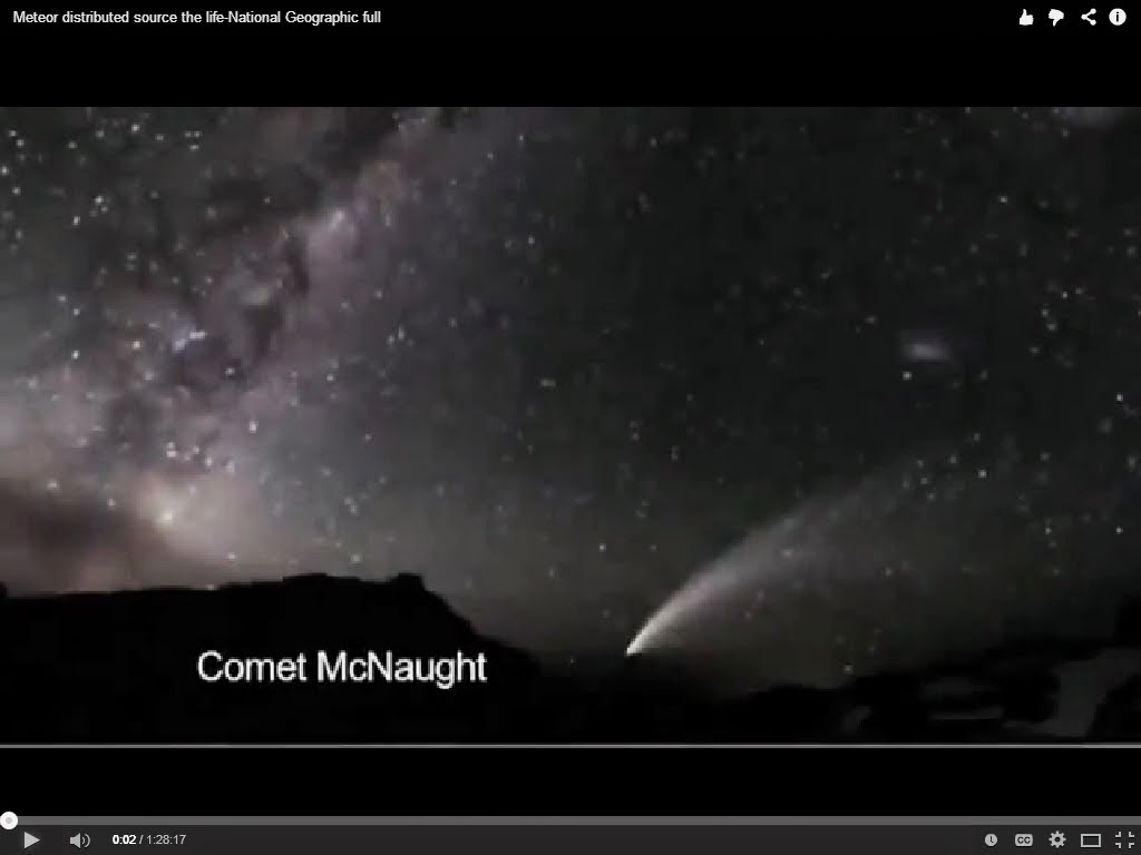 national geographic asteroids and comets - photo #20