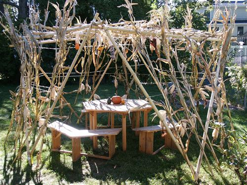 Beautiful Pictures Of Sukkot Huts