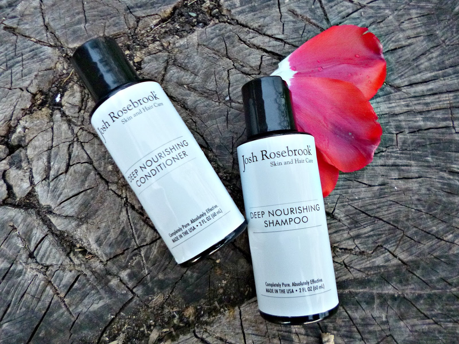 Josh Rosebrook shampoo and conditioner review