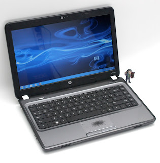Laptop HP G4 ( AMD A4-330M ) 14-inch