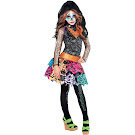 Monster High Party City Skelita Calaveras Outfit Child Costume