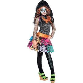 MH Skelita Calaveras Costumes