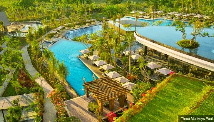 Tempat Renang di Bali yang Indah