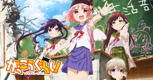 Anime yang Melenceng dari Genre Sebenarnya