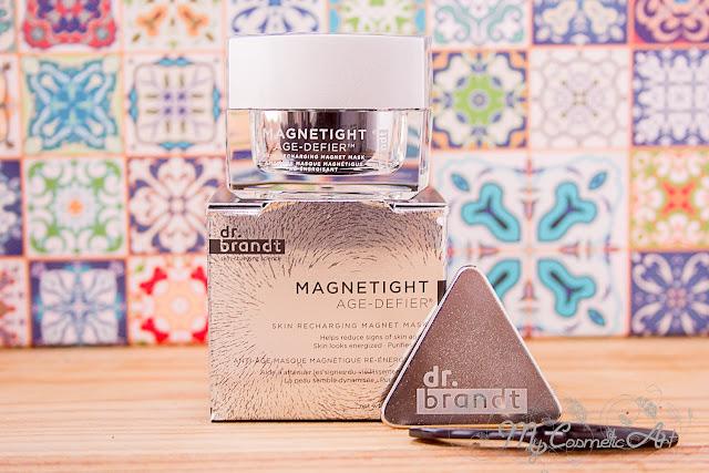 mascarilla Dr. Brandt Magnetight Age-Defier