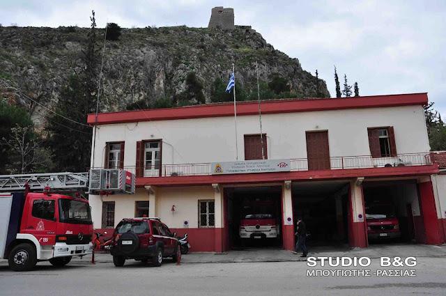 Γ.Μανιάτης: Αναποτελεσματική ή αδιάφορη η κυβέρνηση ΣΥΡΙΖΑΝΕΛ για τη στέγαση της Πυροσβεστικής Ναυπλίου;