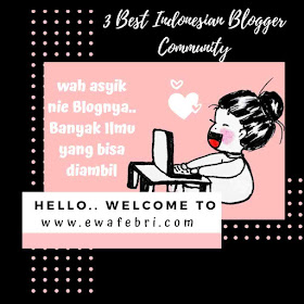 3 Best Indonesian Blogger Community