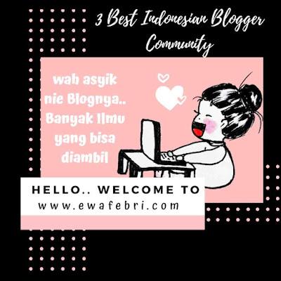 3 komunitas besar indonesia