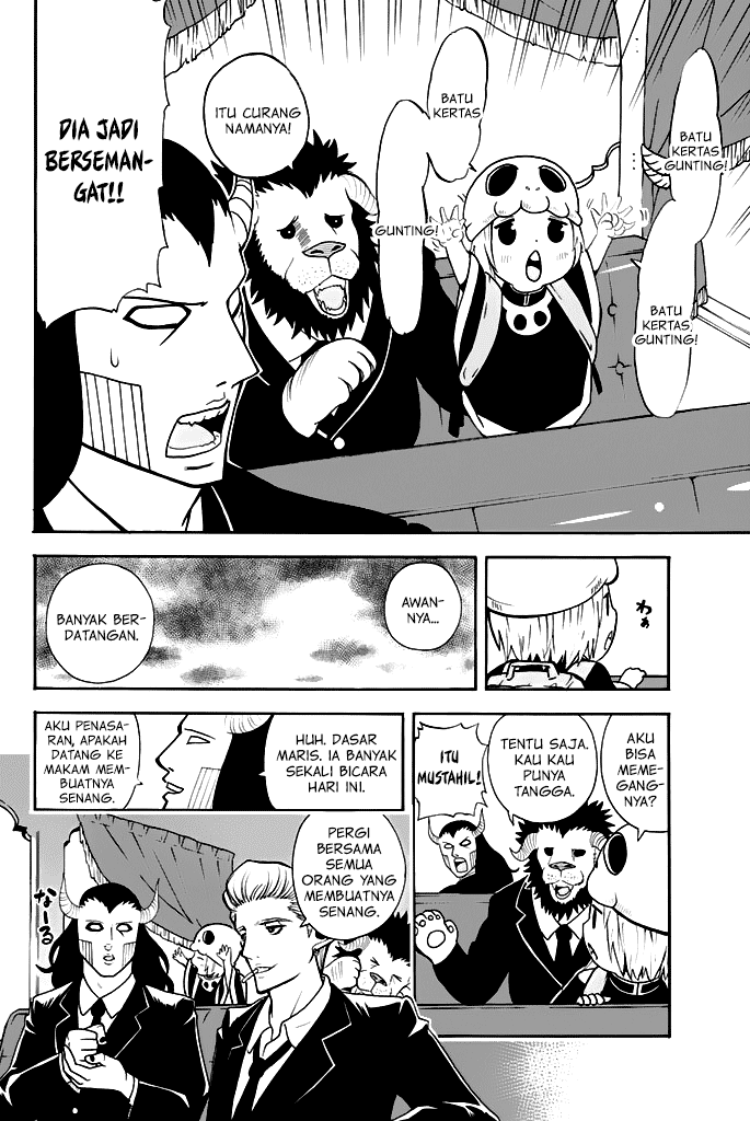 Sodatechi Maou! Chapter 11