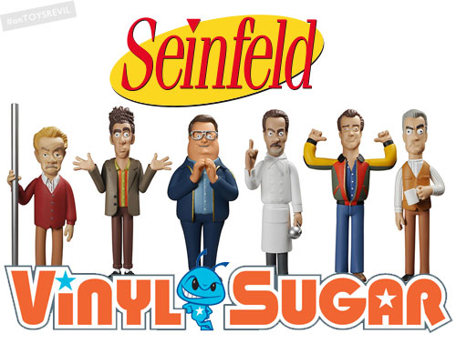 Vinyl Idolz Seinfeld Available In July