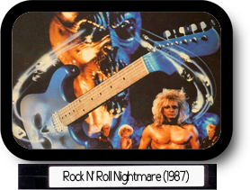 Rock n' roll nightmare