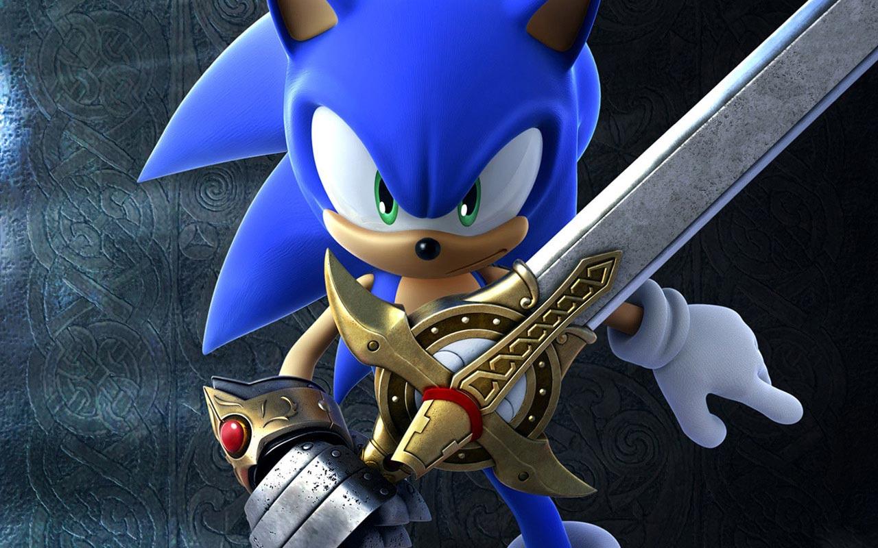 Sonic Wallpaper Hd 3d Papel De Parede Para Seu Celular Wallpaper De Games Hd