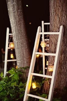 lamparas para el jardín