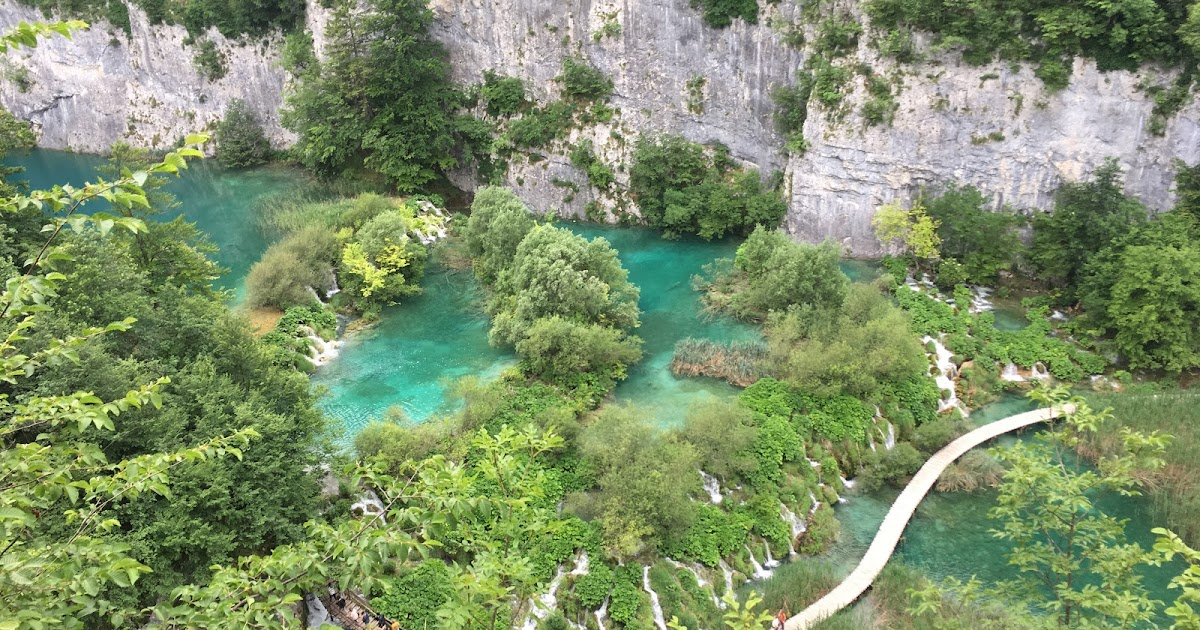 Y.H. Walking and Living: 【克羅埃西亞Croatia】Rastoke水車村與十六湖國家公園 Plitvice Lakes National Park