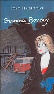 Gemma Bovery de Posy Simmonds, edita Sins Entido