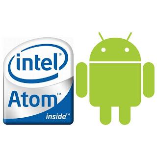 Intel Akan Luncurkan Notebook Android Murah