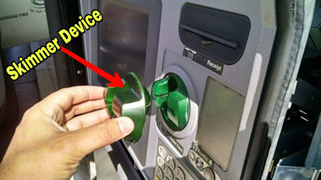 ATM Skimmers Device