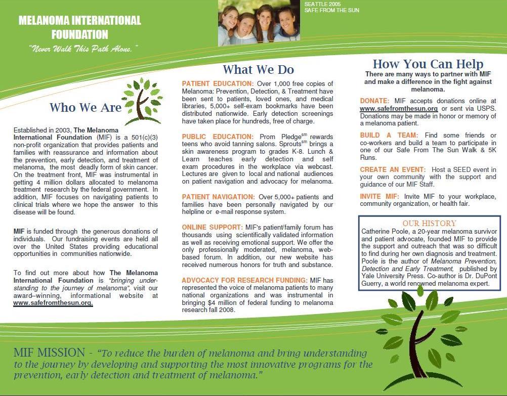 6 Contoh Brosur Bahasa Inggris dengan Tema Berbeda  Cara