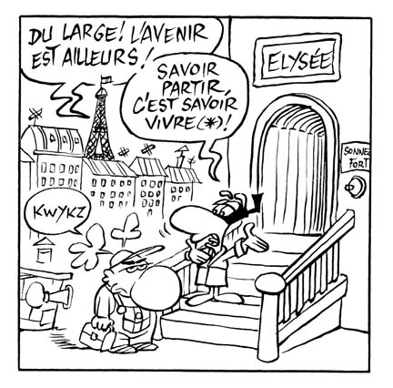 Le Blog du Concombre Masqué: Redressons La France ! (4)
