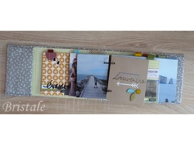 mini album scrap gaspesie atelier edwige bufquin - photo 14