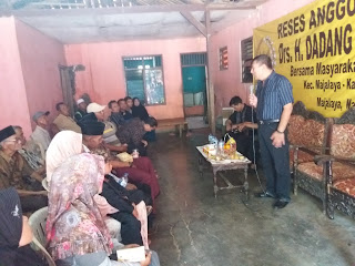 Sosialisasi Pembuatan Kartu Tanda Penduduk Elektronik (e-KTP)