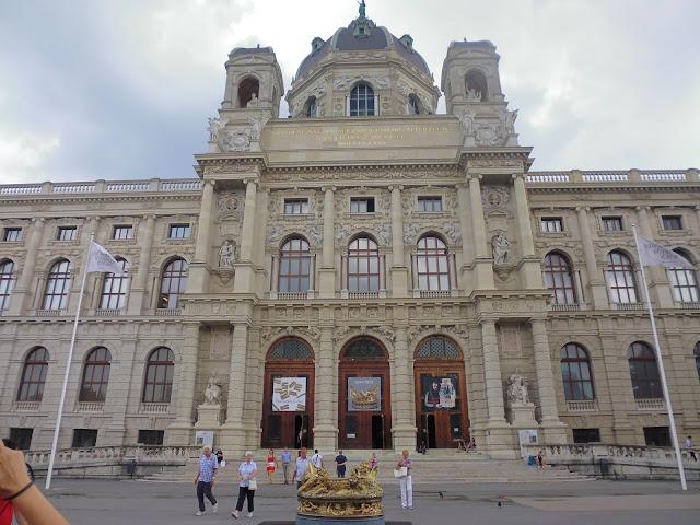 Museo de Historia del Arte (Kunsthistorisches Museum) (@mibaulviajero)