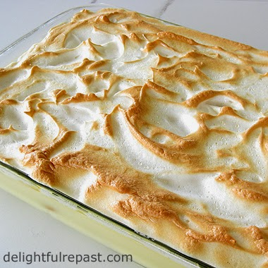 Banana Pudding / www.delightfulrepast.com