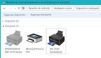 Configurare una stampante di rete condivisa tra PC