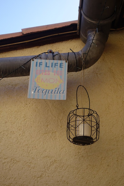 DECO : Ma terrasse, mon coin repas. / www.by-laura.fr