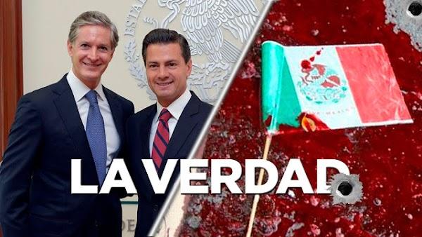 """Los """"Peña"""", Montiel y Los """"Del Mazo"""" son familia: (10 datos que el gobierno trata de ocultar de Peña Nieto)"""