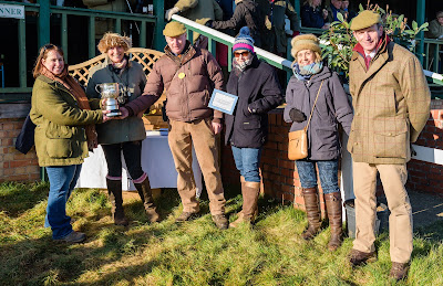 Larkfleet Homes Cottesmore point-to-point Garthorpe races