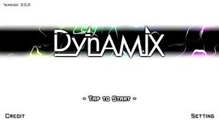 Dynamix Apk Mod+Data Ouro Infinito/Tudo desbloqueado