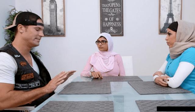 Video Bintang Bokep Mia Khalifah Menggunakan Jilbab