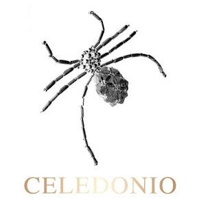 Queen Maxima CELEDONIO Jewelry - Spider Brooch